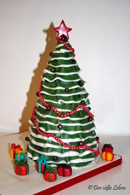 rezept weihnachtsbaum schneemann torte das s e leben. Black Bedroom Furniture Sets. Home Design Ideas
