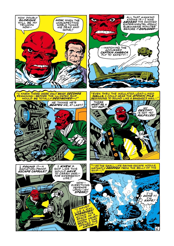 Captain America (1968) Issue #101 #15 - English 7