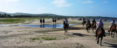 cabalgatas en Uruguay - que visitar
