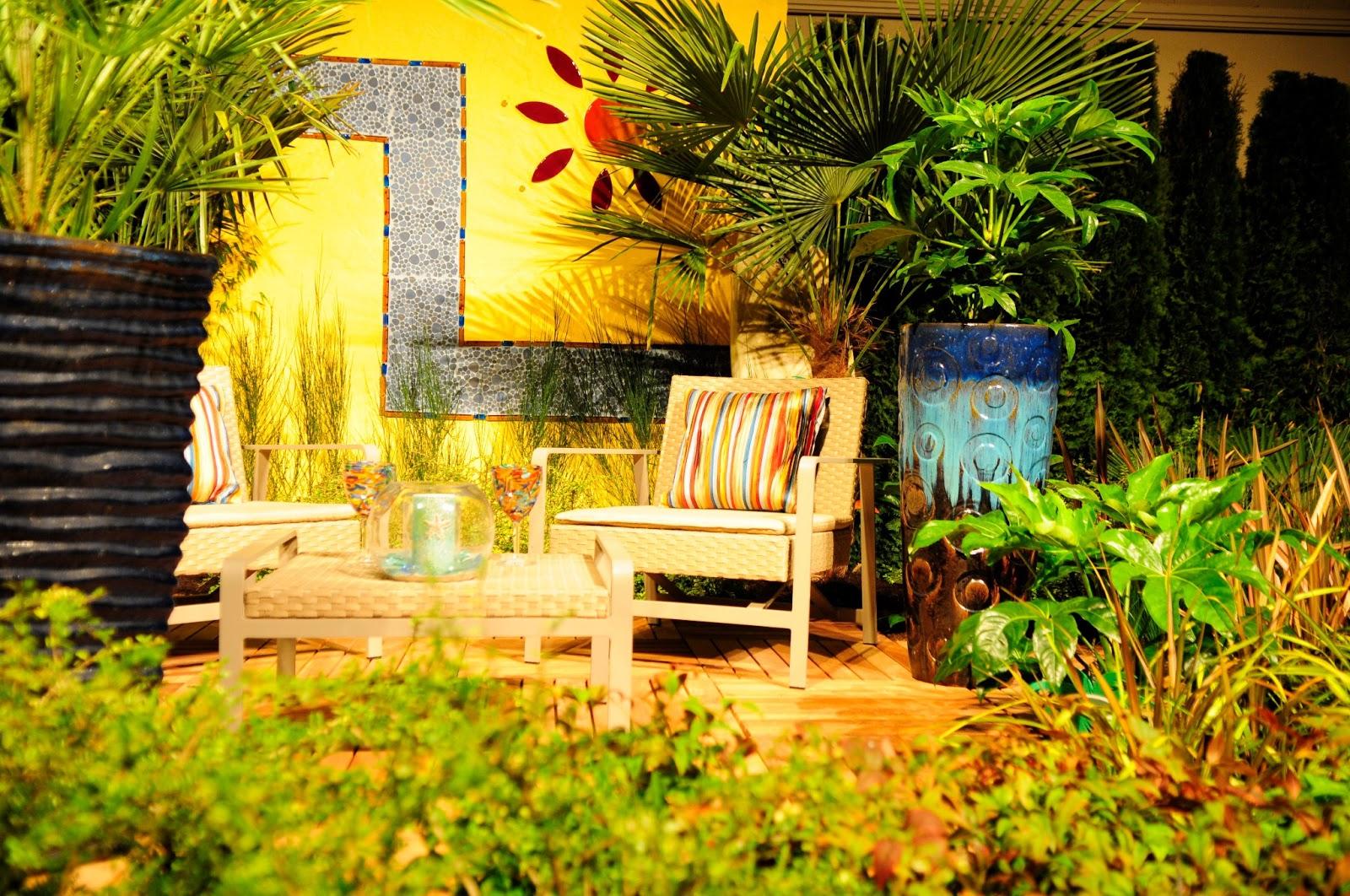 Megan Seagren\'s Journal: Backyard Ideas from the 2013 Northwest ...
