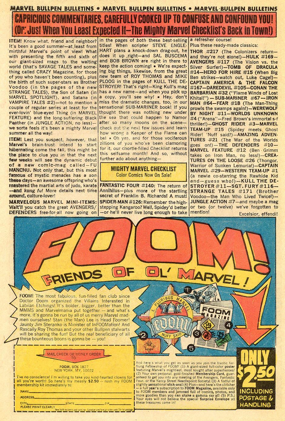 Conan the Barbarian (1970) Issue #32 #44 - English 21