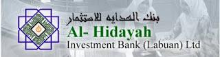 kerja kosong terkini Al-Hidayah Bank