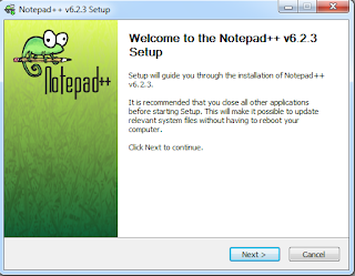Download Notepad++ 6.2.3 Final