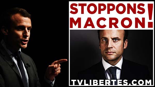 Macron Degage