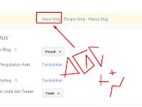 Cara membuat AGC (Auto Generate Content) di Blogspot