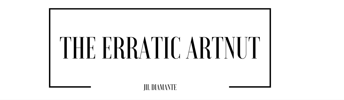 The Erratic Artnut by Jil Diamante