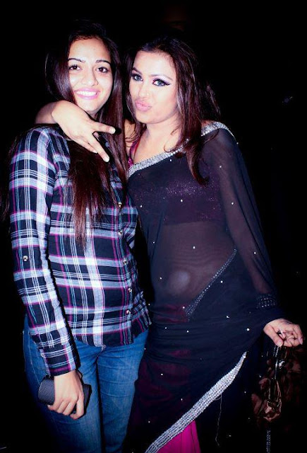 Dhaka dj party girl