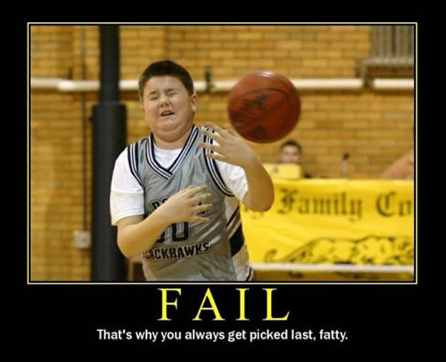 funny fat