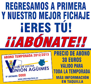 Campaa de abonados del C.L. Unin Agimes