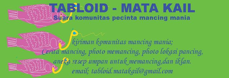 MANCING MANIA TABLOID MATA KAIL