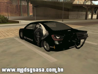 Scion tC Drag para GTA San Andreas