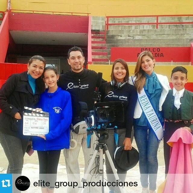 VIDEO. Génesis Parra, Reina Taurina 2015, invita a disfrutar del Carnaval Taurino de América