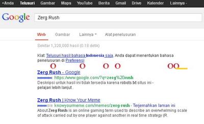 google mencair