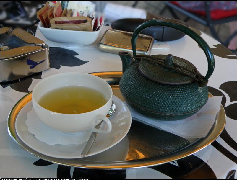 O historii herbaty i nie tylko