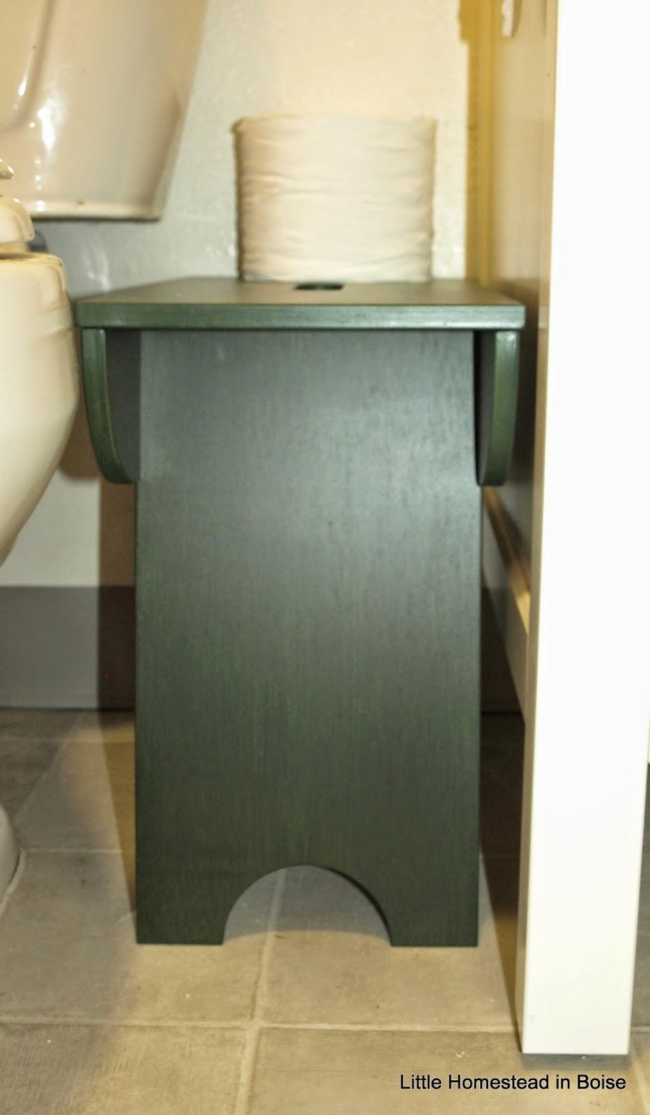 Little homestead in boise bathroom remodel reveal for Hobby lobby boise