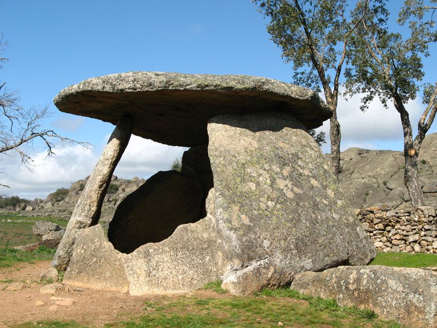 Entorno, dolmen El Mellizo o Anta de la Marquesa
