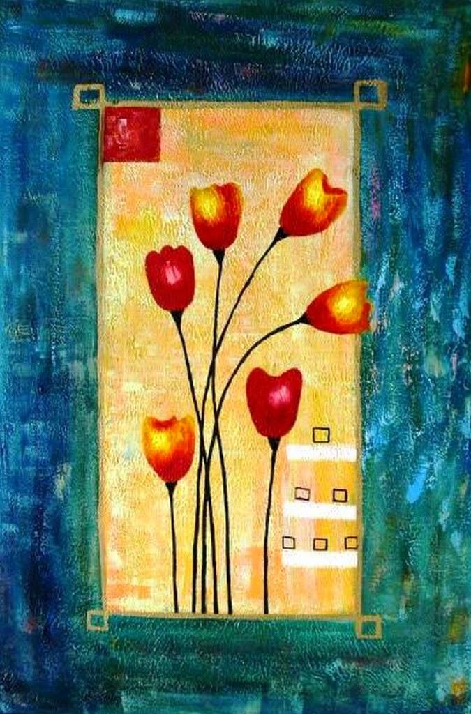 abstractos-de-flores-modernos