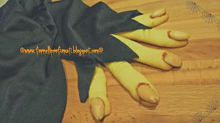 dita di strega.......ed è halloween!