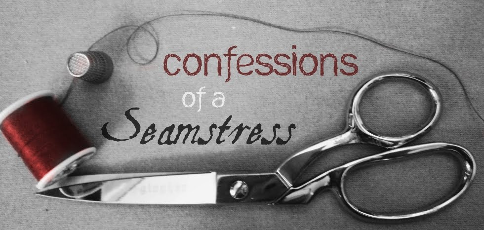 Confessions of a Seamstress