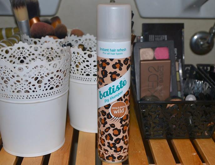 Review: Batiste Dry Shampoo Sassy&Daring Wild