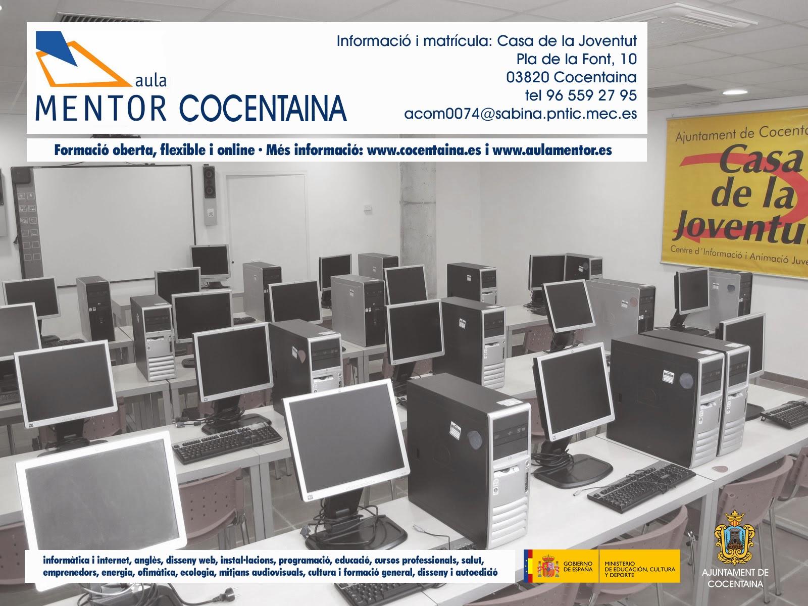 Aula Mentor Cocentaina