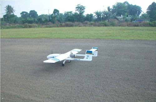Eagle UAV buatan LAPAN