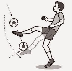 5 Teknik Mengontrol Bola Dalam Permainan Sepak Bola