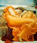 Flaming June - Frederick Leighton