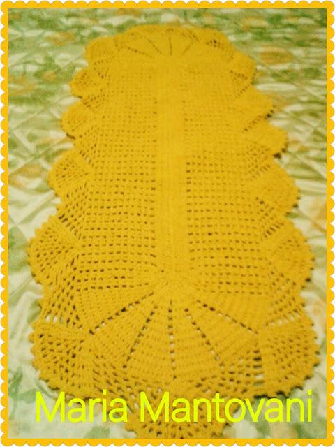 Clique e CURTA: Crochetando com Maria Mantovani