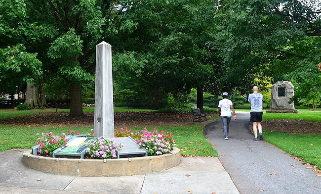 Piedmont Park History Tour, Atlanta