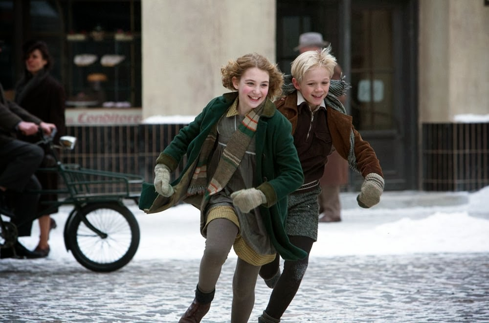 the book thief sophie nelisse nico liersch