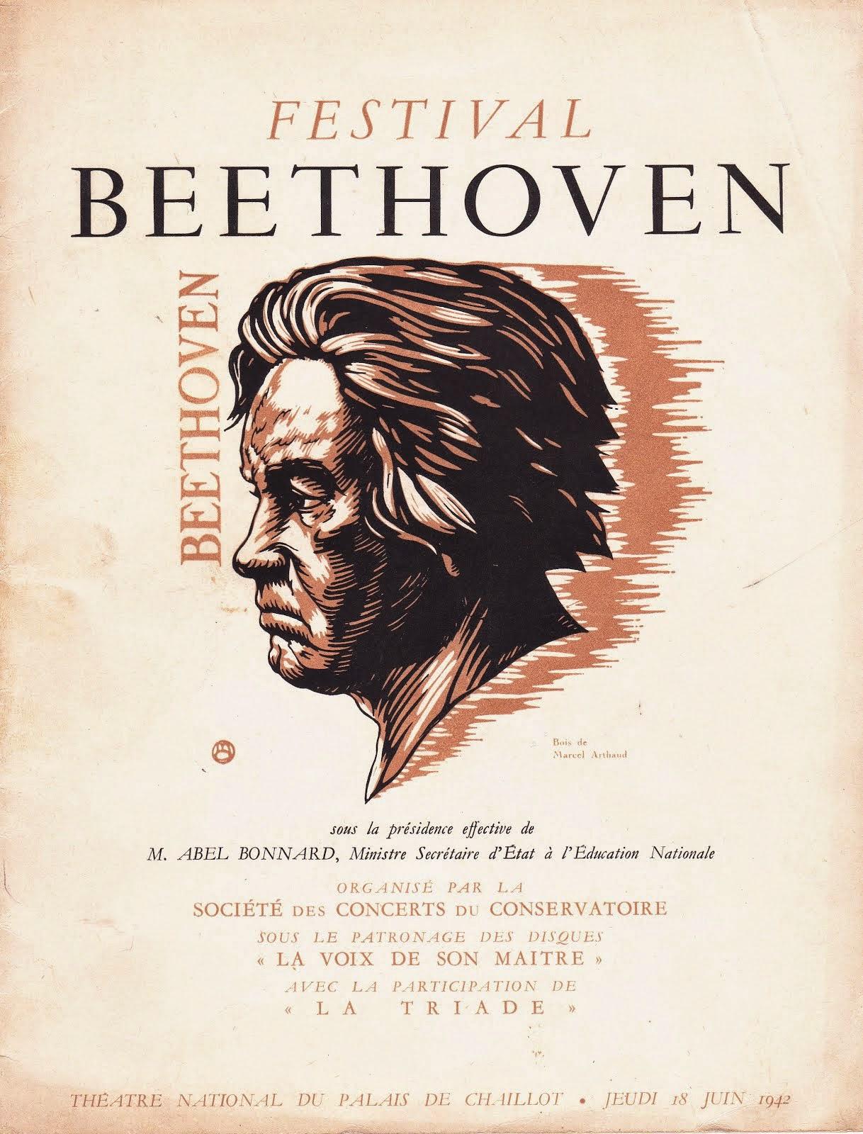 Beethoven par Wilhelm Kempff