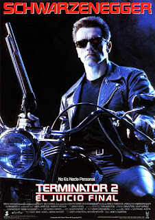 Terminator 2, James Cameron, Arnold Schwarzenegger, Linda Hamilton, Robert Patrick