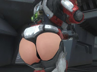 halo reach the naked mod
