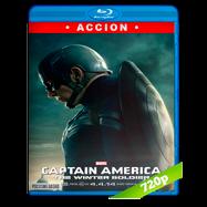 Capitán América y el soldado del invierno (2014) BRRip 720p Audio Dual Latino-Ingles