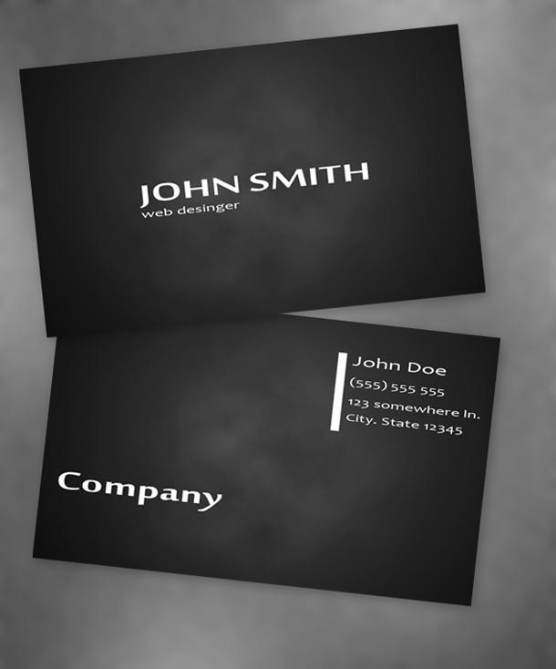Best Free Business Card Templates JayceoYesta - Free online business card template