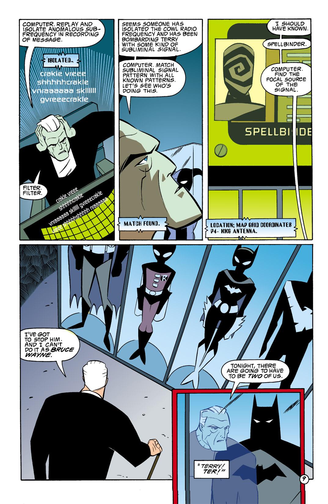 Batman Beyond [II] Issue #1 #1 - English 10