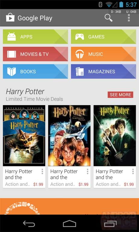 Download Android Play Store to version 4.3.10