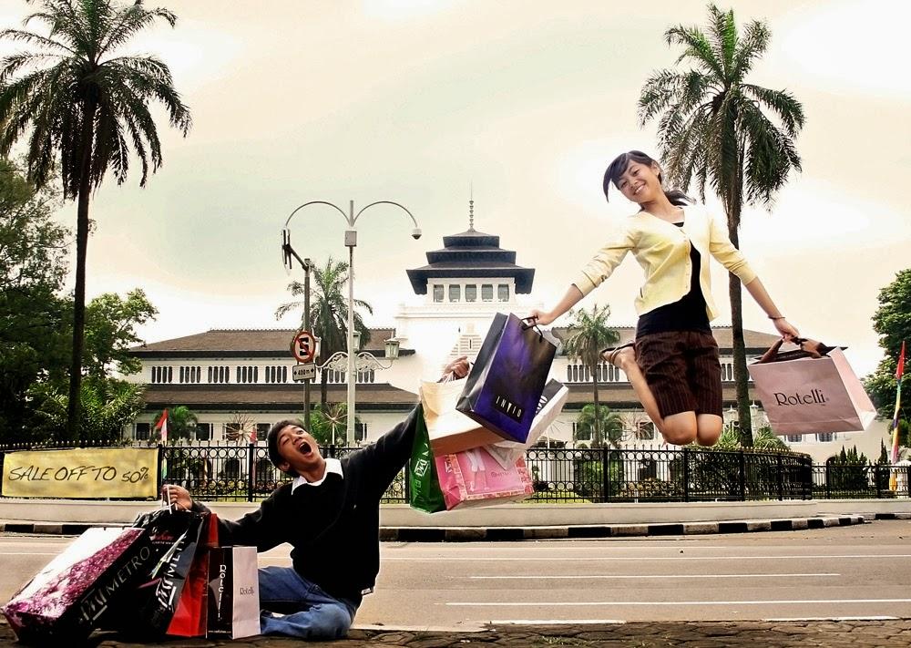 Rekomendasi tempat belanja terfavorit di Bandung buat mahasiswa mengisi liburan