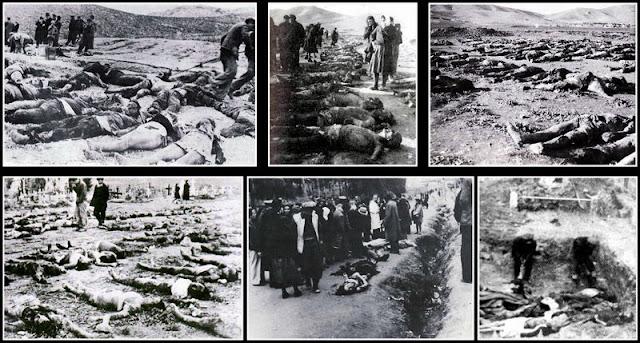 ΚΚΕ 1942 - 1945, οι Τόποι της ΦΡΙΚΗΣ (φωτογραφίες) - Στον κόσμο της Φρίκης του ΚΚΕ
