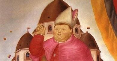 Stelledilatta i religiosi di botero - Botero uomo in bagno ...