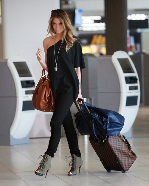 What Not To Wear To The Airport Haute People