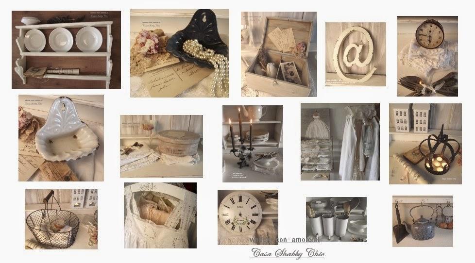 shabby chic con amore casa shabby chic novit nel mio shop online ed ispirazioni per lo. Black Bedroom Furniture Sets. Home Design Ideas