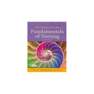 Package of Wilkinson's Fundamentals of Nursing by F.A. Davis