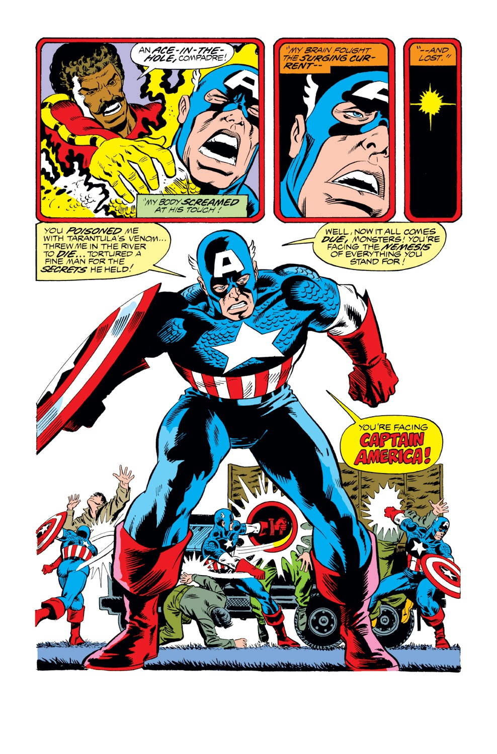 Captain America (1968) Issue #224 #138 - English 16