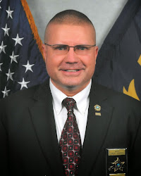 Lee County Sheriff Tracy Carter