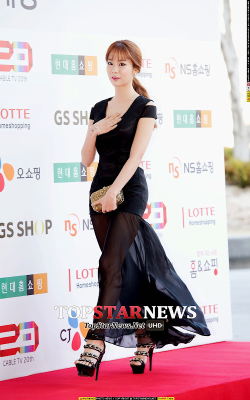 KARA Seungyeon 2015 Cable TV Broadcast Awards
