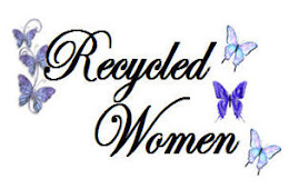 I am a speaker for Recycled Women