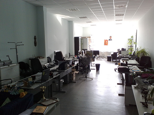 Innovative Office Design Layouts