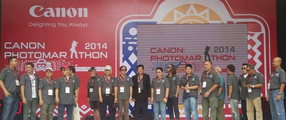 Canon Philippines Held Photo Marathon 2014